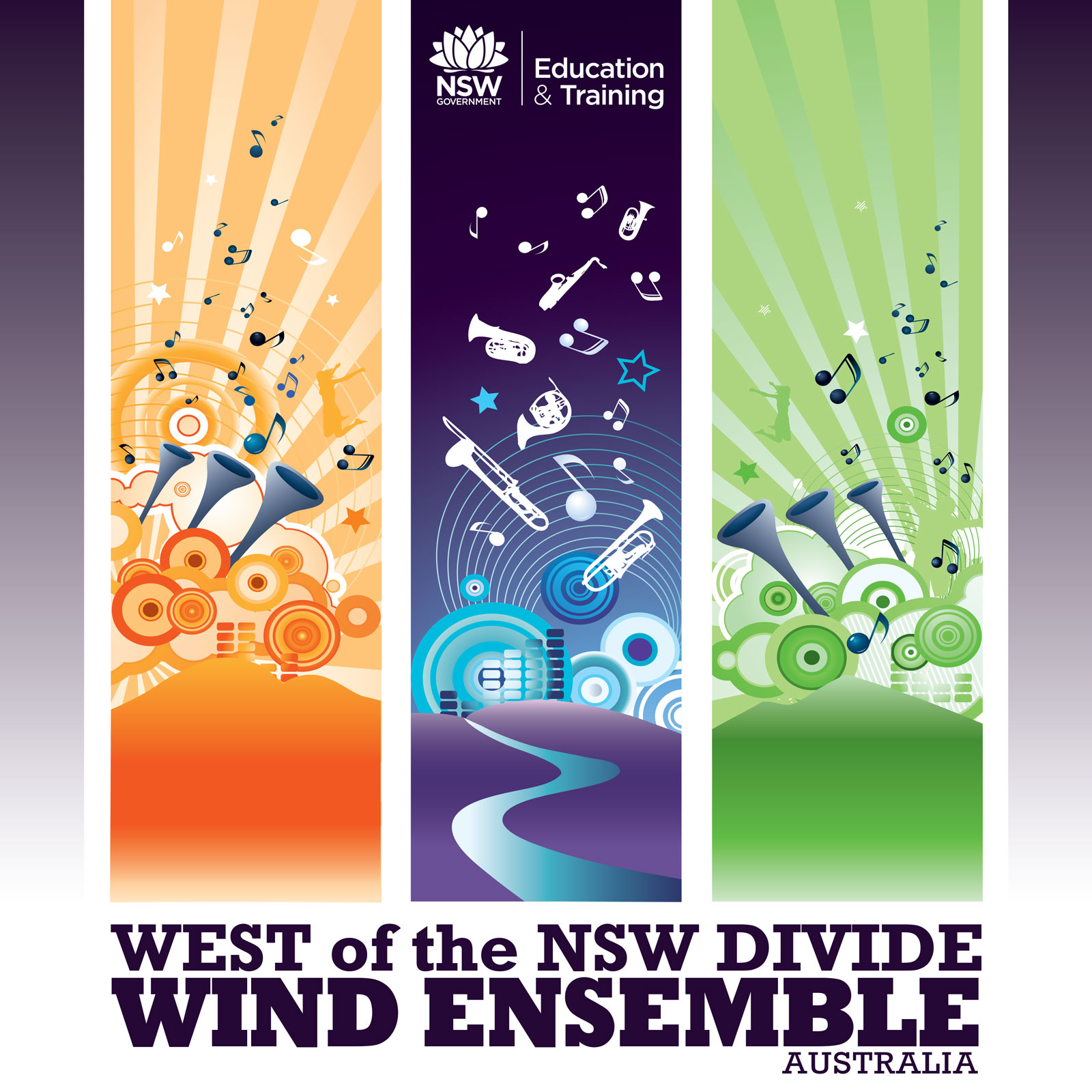 West of the NSW Divide Wind Ensemble