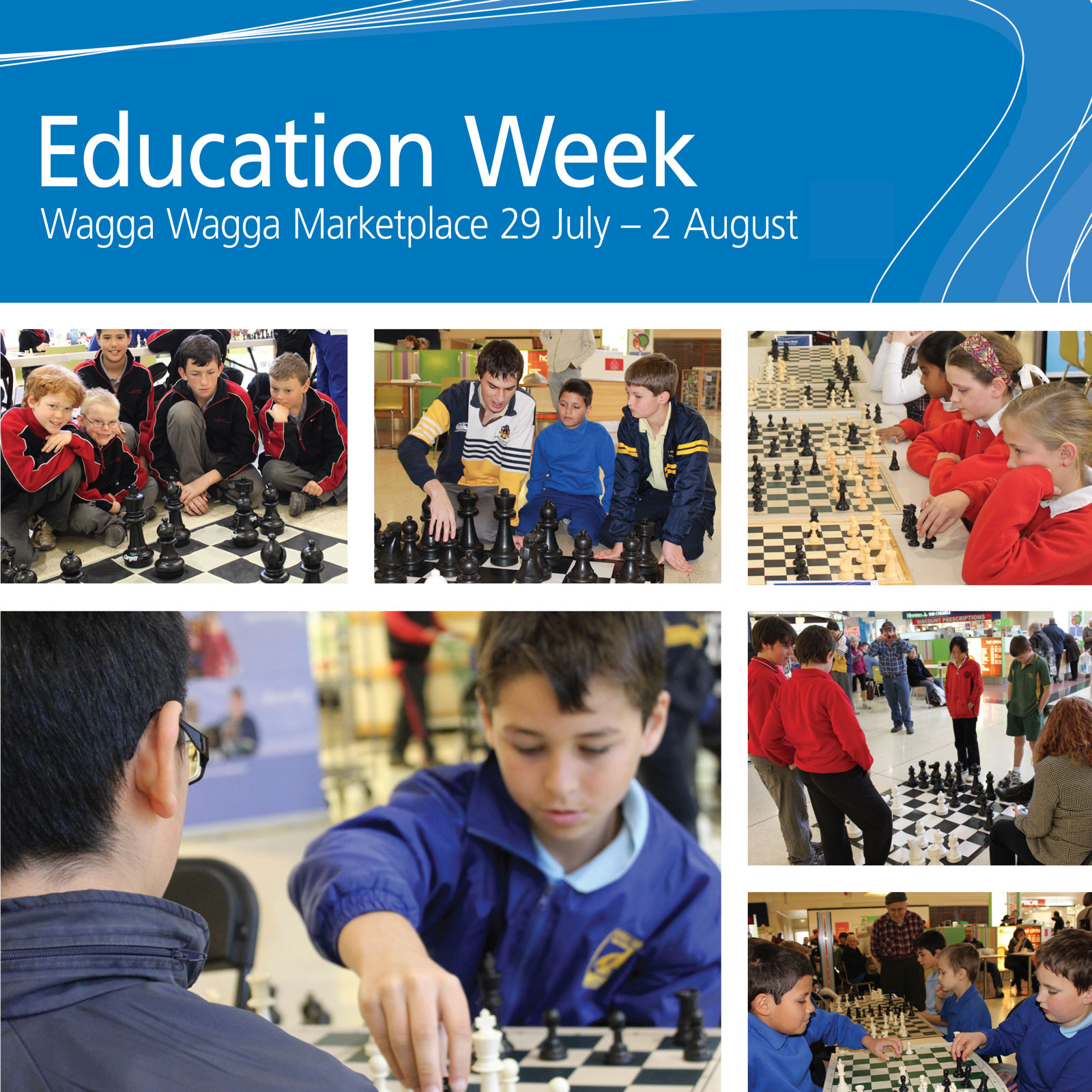 Education Week Chess Competition