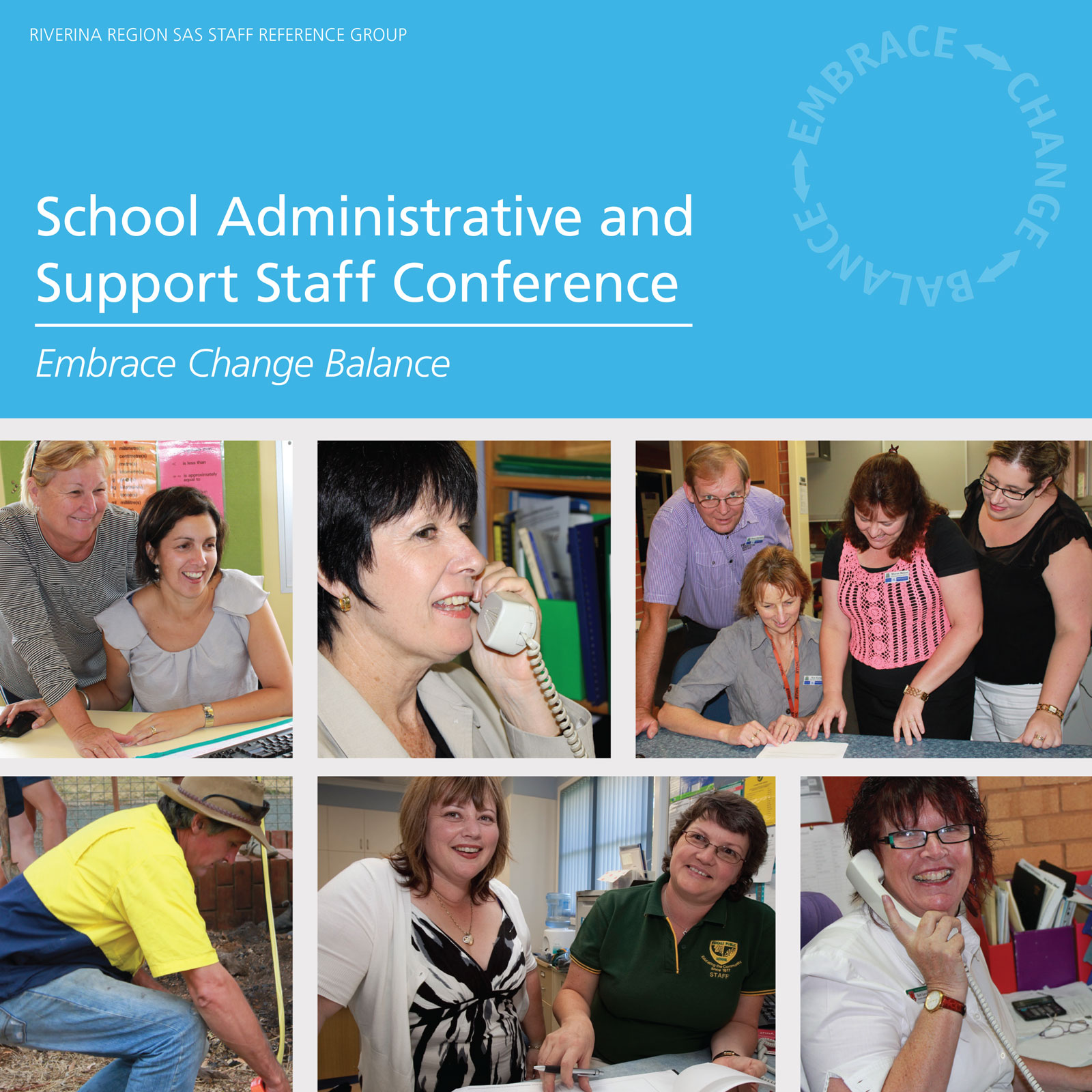 School Administrative and Support Staff Conference